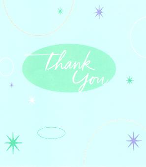 Thanks - 3